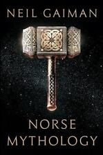 Norse Mythology by Neil Gaiman (2017, E-book)