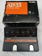 PEARL AD-33 ANALOG DELAY - FREE UK DELIVERY