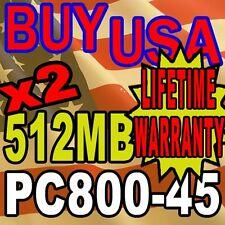 HP Pavilion 7970 9880 9895 1GB KIT 512MB X 2 MEMORY RAM
