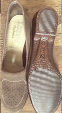 Lotus Suede Low Heel (0.5-1.5 in.) Shoes for Women