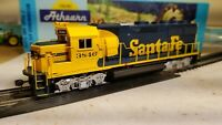 Athearn HO Scale BNSF GP50 locomotive train engine RTR DC now but DCC ready