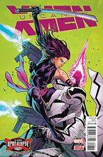 Uncanny X-Men #8 Comic Book 2016 - Marvel