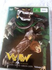 VOLTRON VOLUME 2 - DVD - PRE-OWNED