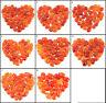 12mm-18mm Natural Carnelian Finest Orange Cabochon Gems Wholesale Lots