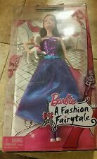 barbie fashion fairytale doll marie