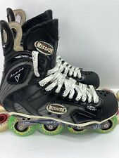 New listing Mission Proto V Inline Hockey Skates, Size 11 D, Euc