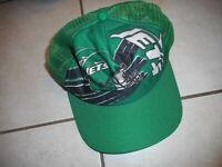 ********  New York Jets Cap Hat Snapback New Era Dupont Visor Pro Design Trucker