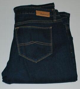 Jeanswest plus size tummy trimmer slim straight jeans Size 18