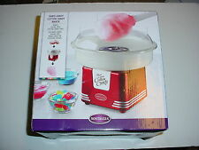 Nostalgia Retro Series Hard Candy & Sugar Cotton Candy Maker NEW FREE SHIPPING