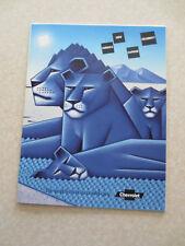 1989 Chevrolet Corsica & Celebrity & Caprice advertising booklet - Chev Canada