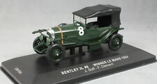 IXO Bentley Sport 3 Litre Le Mans winner 1924 Duff & Clement LM1924 1/43