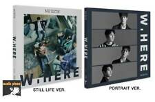 NU'EST W NEW ALBUM 2 VERSION CD [2CD+PHOTOCARD+LIMITED UNIT CARD] NU EST W