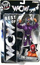 WWE Wrestling Best of WCW Rey Mysterio Action Figure [Purple Mask & Outfit]