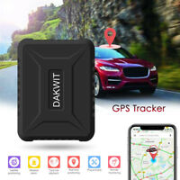 Mini Car Vehicle GSM GPRS GPS Tracker Real-time Magnetic Tracking Locator Device