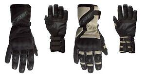 RST X-Raid Ce Herren Wasserdicht Adventure / Touring Cordura Motorrad Handschuhe