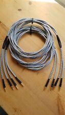 Genuine Western Electric KS.13385L-1 Natural Sounding Speaker Cables 2.0M