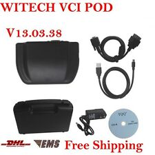 Newest Version V13.03.38 WITECH VCI POD Diagnostic Tool For Chrylser Jeep