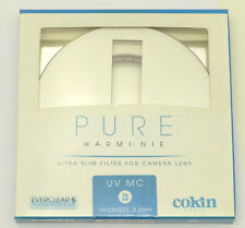 COKIN 72mm UV MC Pure Harmonie Filter slim only 3.3mm thick NEW never used