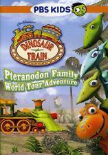 Dinosaur Train: Pteranodon Family World Tour Advt [New DVD] Widescreen