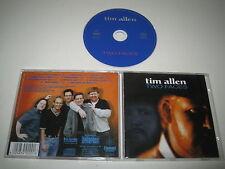 TIM ALLEN/TWO FACES(ELEMENT/ELCD-2001)CD ALBUM