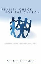 Reality Check for the Church : Discovering a Unique Vision for the Small...