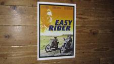 Easy Rider Fonda Hopper Nicholson Repro POSTER