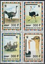 s271023 Chad - Unlisted (Sc#693 Surcharged) MNH