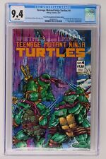 Teenage Mutant Ninja Turtles #4 - Mirage Studios 1987 CGC 9.4 - 2nd Print/Error!