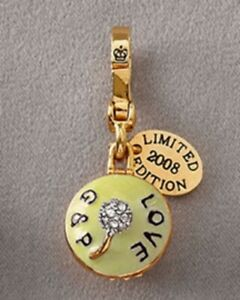 RARE Juicy Couture 2008 Limited Edition Cupcake Charm