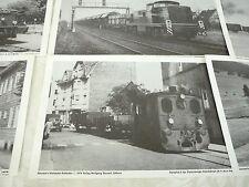 train et tramway de Gifhorn en Allemagne - photos de 1979  -  GIFHORN