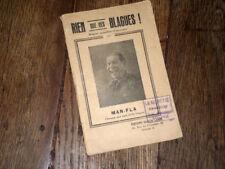 rien que des blagues ! blagues recueillies et arrangées par Man-Fla 1925