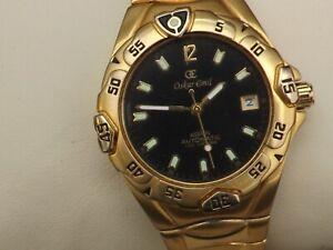 """a fine vintage gents oskar emil """"aspen"""" automatic watch -GWO"""
