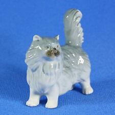 "Persian Cat ""Patricia"" Lomonosov Porcelain  Figurine, Russia USSR IFZ"