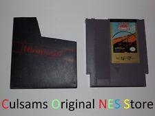 Original Nintendo NES Ultimate Air Combat Game with Sleeve & Guarantee