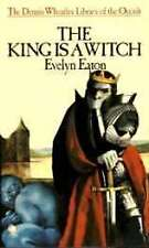 THE KING IS A WITCH BY EVELYN EATON * PAPERBACK * DENNIS WHEATLEY LIBRARY OCCULT