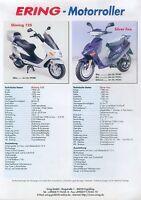 MERCEDES AUTO USATE PROSPEKT 8//91 1991 auto prospetto brochure prospectus auto