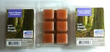 Better Homes & Garden 2.5 oz Warm Rustic Woods Wax Cubes (3 Pack) FREE SHIPPING!