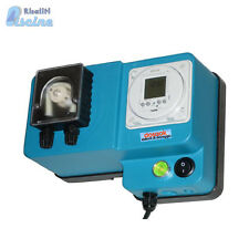Pompa  2,4 l/h peristaltica con timer dosatrice alghicida antialga acqua piscina