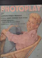 Photoplay Magazine October 1955 Doris Day Rory Calhoun Grace Kelly