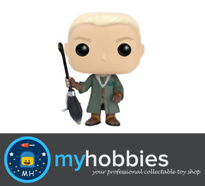 Funko Harry Potter - Draco Malfoy Quidditch Pop!