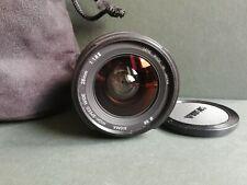 per Nikon AF, SIGMA High-Speed Wide 28 mm f1.8 1:1.8 II FX D Aspherical