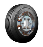 1 New Bfgoodrich Route Control S  - 245/70r19.5 Tires 24570195 245 70 19.5