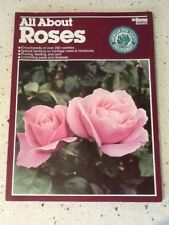 All About Roses Ortho Books 1983