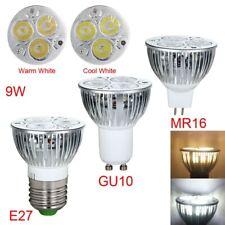 E27 GU10 MR16 High Power 9W 12W 15W LED Lamp Spotlight Cool White/Warm White Hot