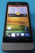 HTC One V 4GB Gray Unknown Carrier CDMA Android Smartphone Bad LCD