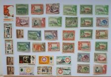 Dominica stamps - 3 photos.