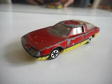 Majorette Citroen GS Camargue in Metallic Red/Yellow