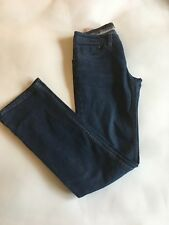 NAU Relaxed Fit Straight Leg Blue Denim Jeans 100% Organic Cotton Size W 30 L 32