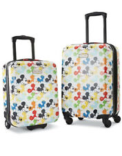American Tourister Mickey Mouse 2-Pcs Hardside Luggage Spinner Set