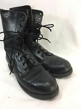 Vintage Biltrite Cap Steel Toe Military Combat Boots Mens 5 Womens 7 ANSI USA
